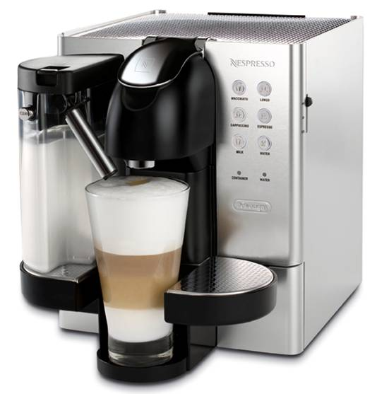 nespresso delonghi lattissima en 670 manual