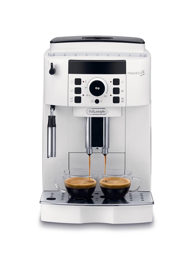 how to clean delonghi magnifica espresso machine